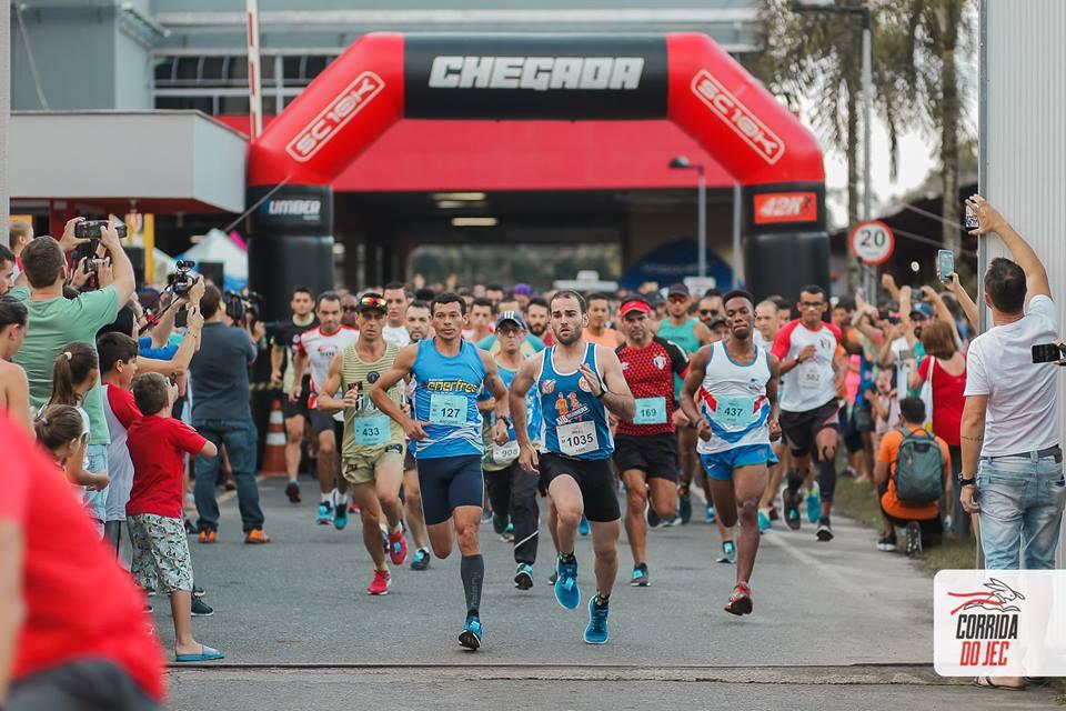 1ª CORRIDA DO JEC – A opinião dos corredores