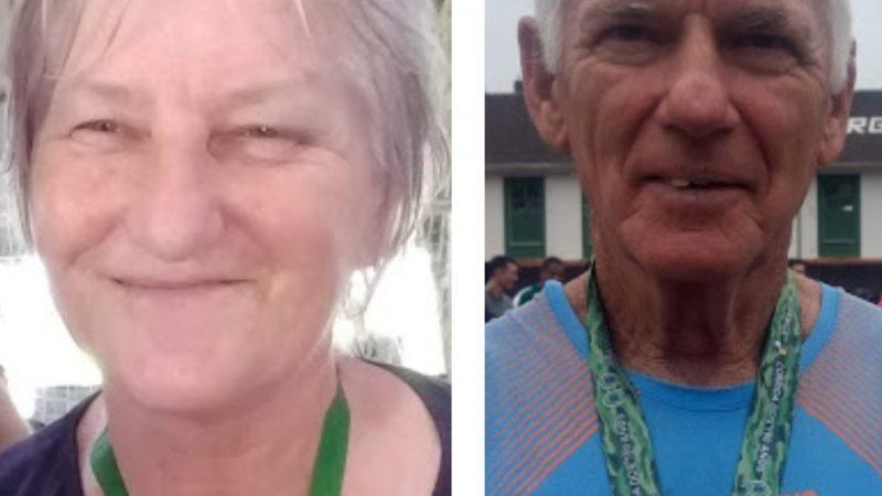Dona Ilda e Sr Otávio – Ambos com 70 anos e cheios de energia