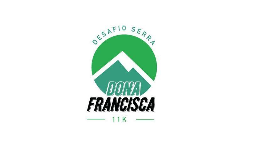 Prova desafia corredores a subir a Serra Dona Francisca