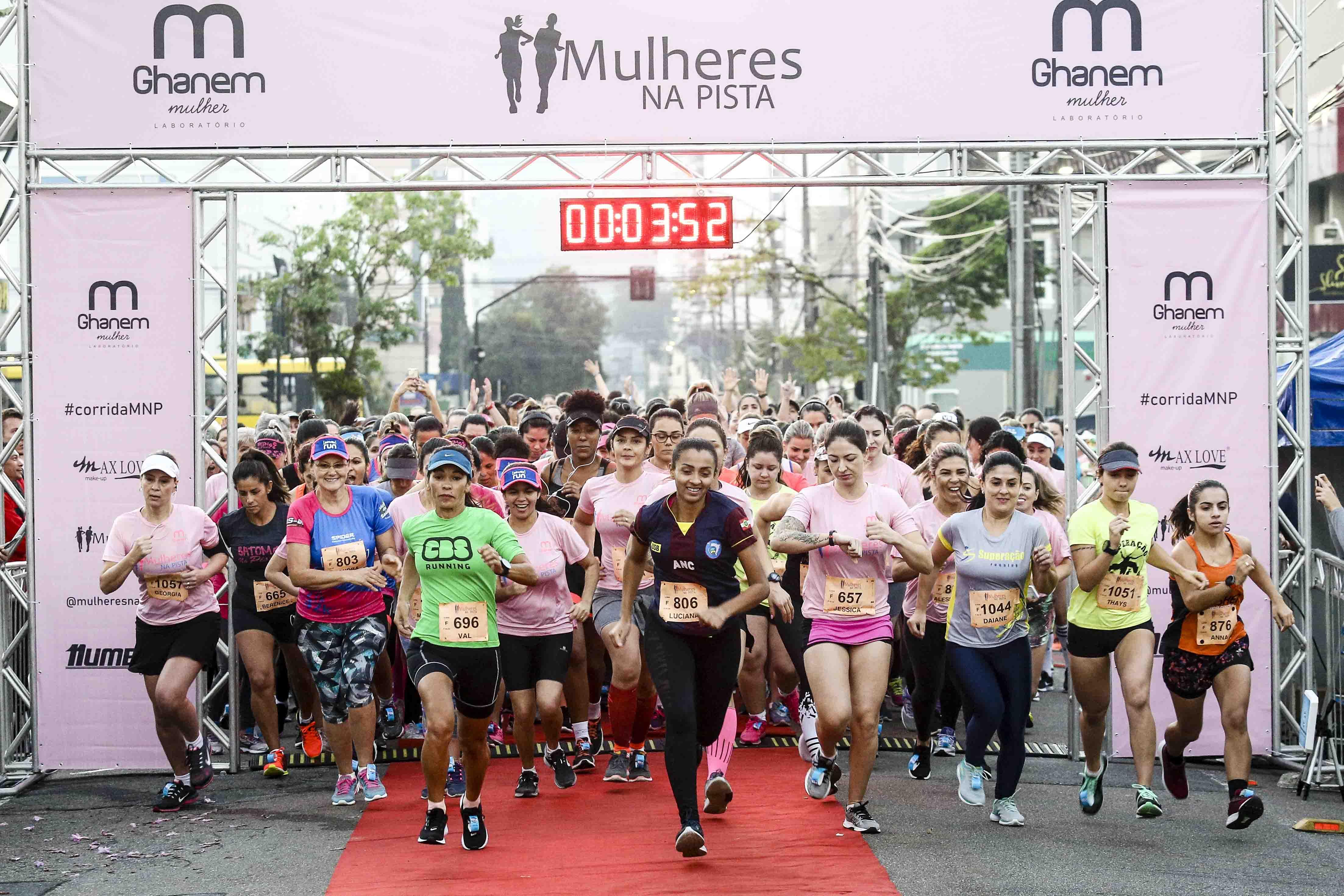 Corrida Mulheres na Pista Floripa tem virada de lote neste sábado (15)