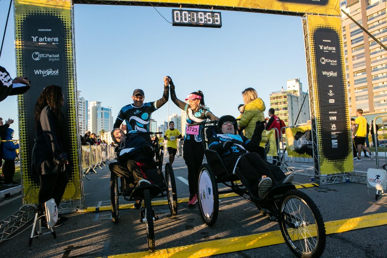 Mobility & Show recebe neste fim de semana corrida de rua que promove a campanha Lacre Amigo em São Paulo