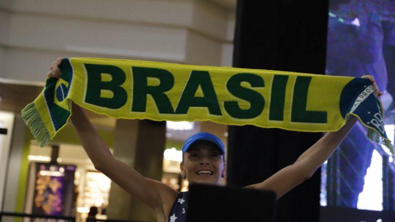 Catarinense é a nova recordista sul-americana de corrida em esteira