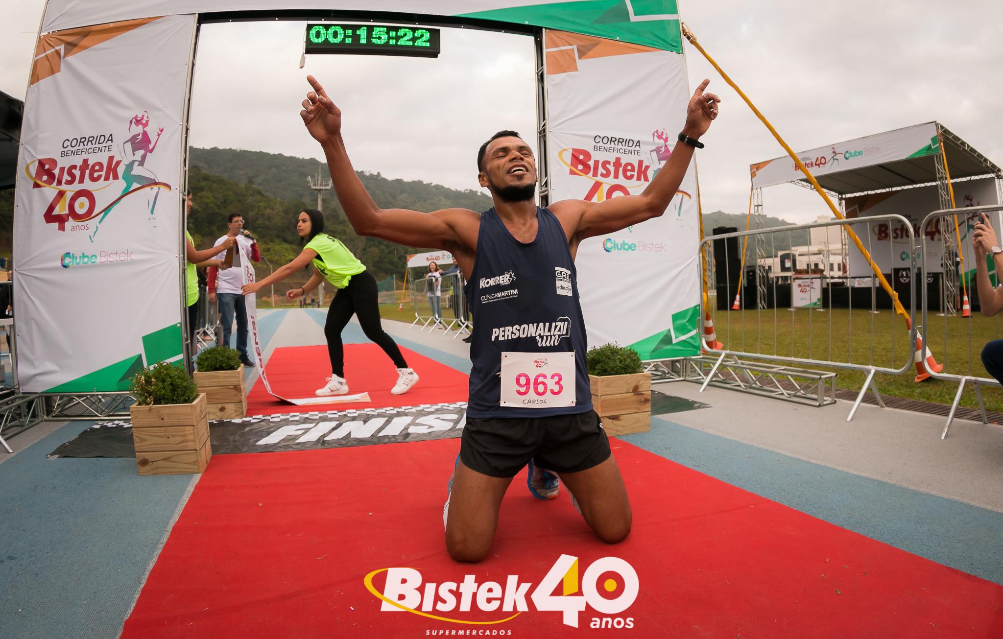 Domingo tem Corrida Beneficente do Bistek em Florianópolis