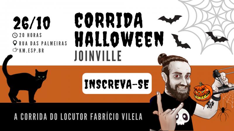 Joinville terá primeira corrida noturna à fantasia em outubro