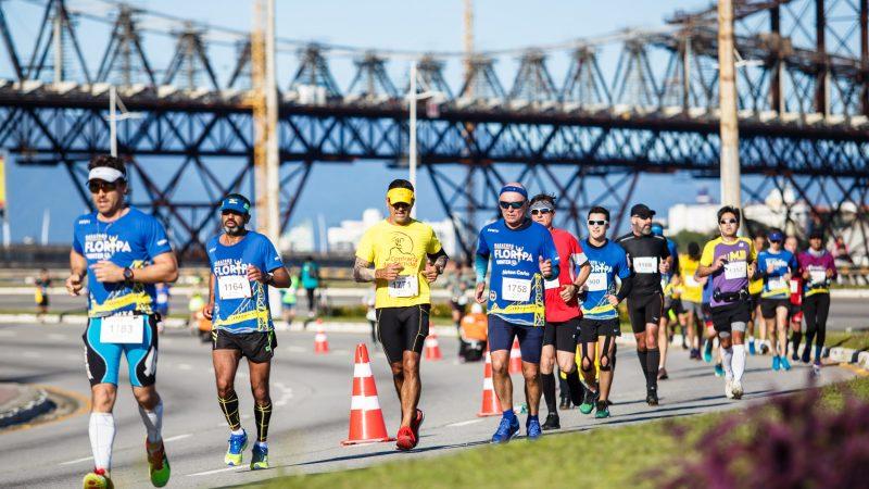 Maratona Internacional de Floripa Cosan acontece neste domingo