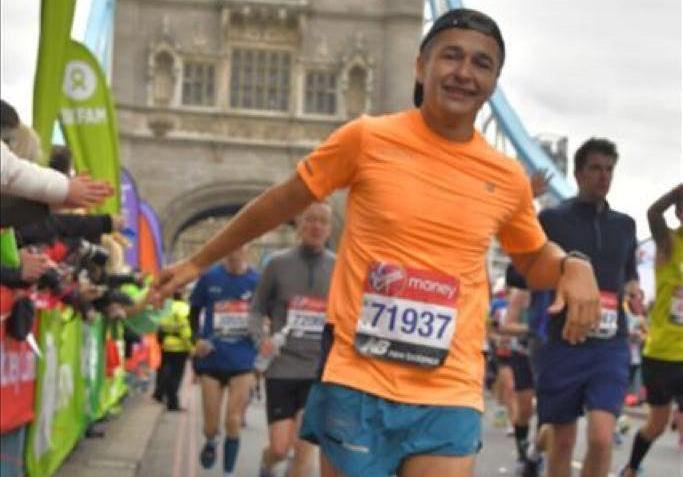 Papai coruja! Médico Gilberto Pasqualotto encontrou na corrida: amizades, novo amor e mais saúde