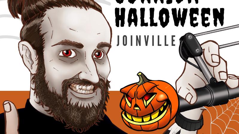 Corrida de Halloween Joinville tem virada de lote neste domingo (29)