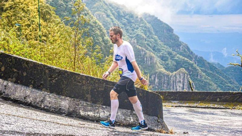 Saiba como é correr os 42 km da Mizuno Uphill Marathon