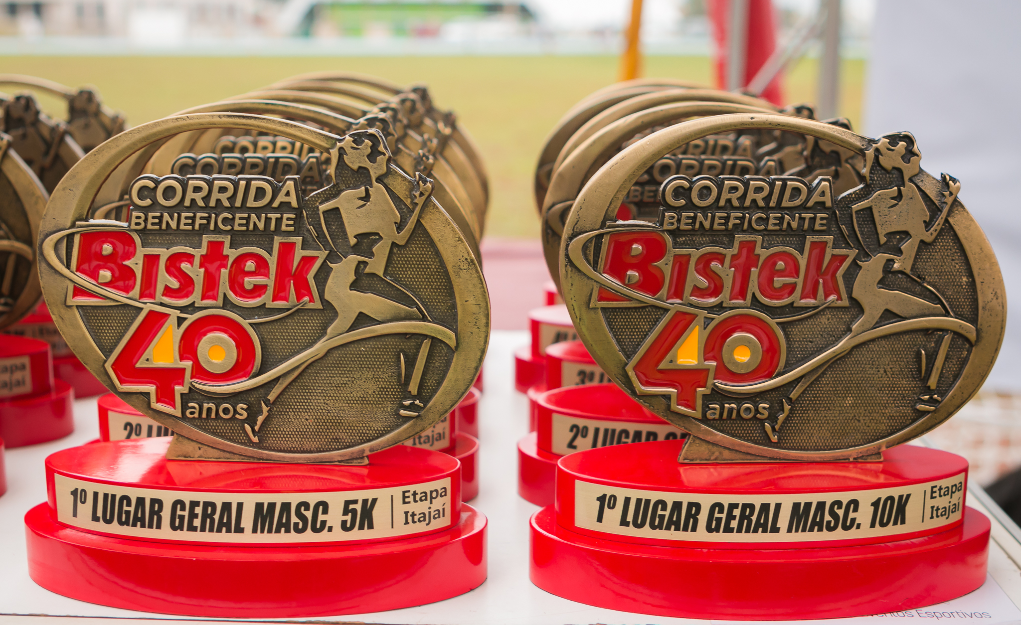 Bistek promove corrida beneficente em Nova Veneza