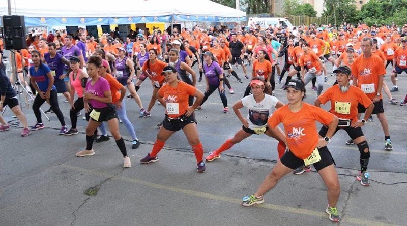 4ª Corrida e Caminhada do AVC emociona corredores