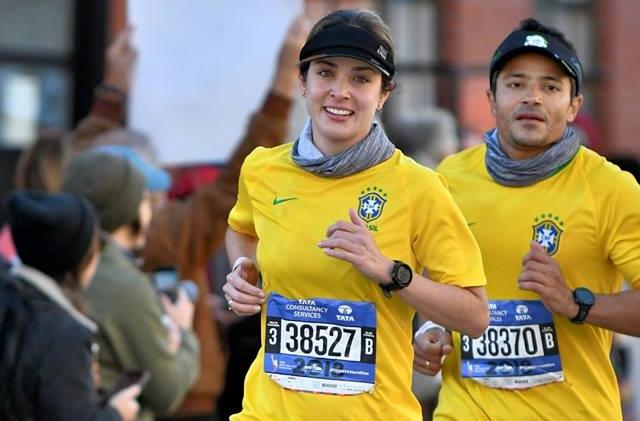 """Maratona de Nova Iorque está chegando. Ouça a opinião da maratonista e médica Juliana Viesi sobre a """"Super Major"""""""