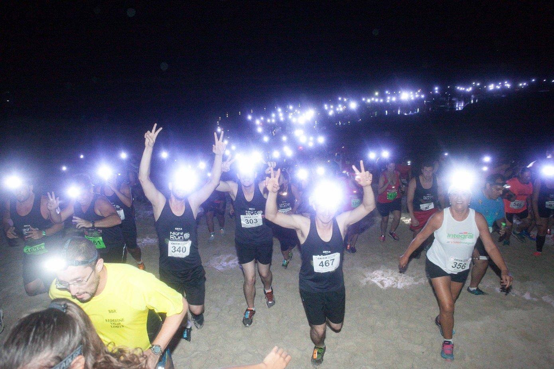 Estão abertas as inscrições para a Night Run Costão do Santinho 2020