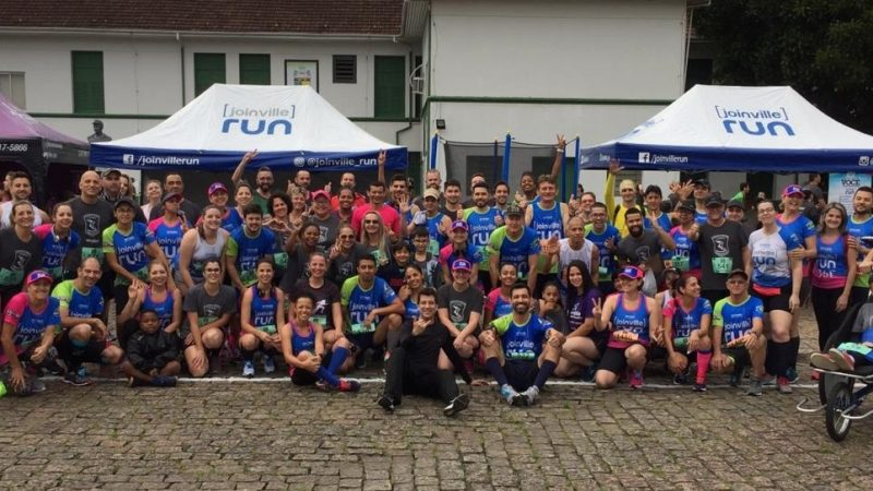 Grupo de Corrida de Rua Joinville Run completa 3 anos