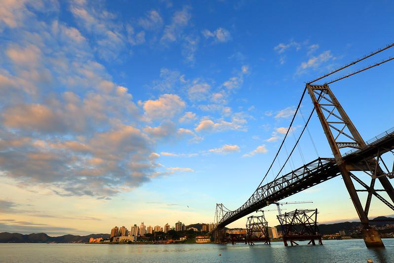 Corrida da Ponte Hercílio Luz: inscrições começam nesta sexta (20)