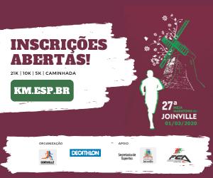 27ª Meia Maratona de Joinville abre inscrições com valor promocional de black week até esta segunda (2)