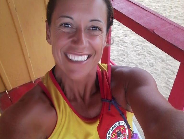 Conheça Anna Pastega, a bombeira comunitária e guarda-vidas que se apaixonou pela corrida de rua