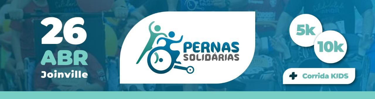 Pré-venda de inscrições para a Corrida Pernas Solidárias vai até esta segunda (23)