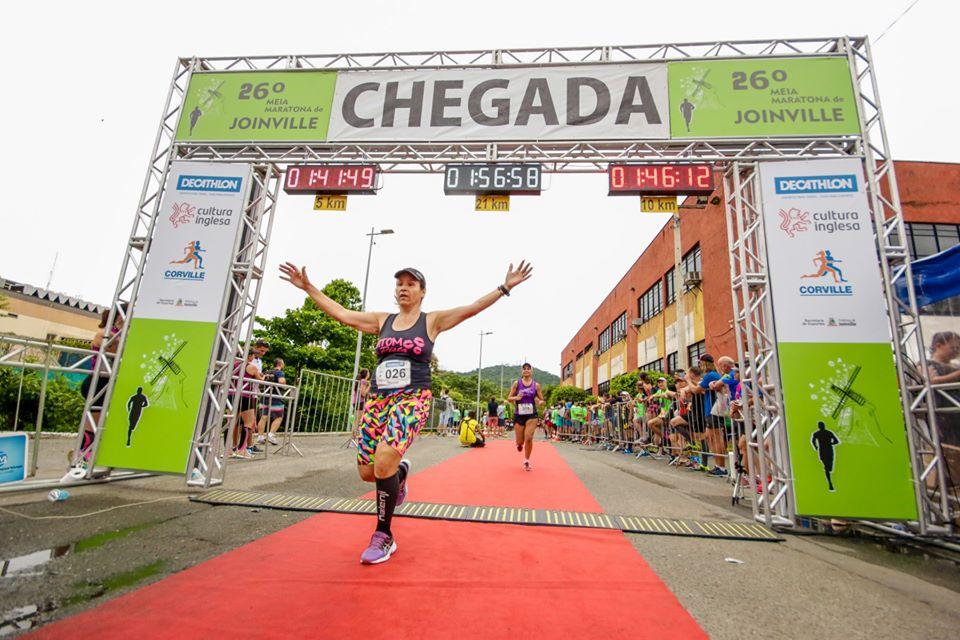 Ainda dá tempo: últimos dias de inscrição para a Meia Maratona de Joinville 2020