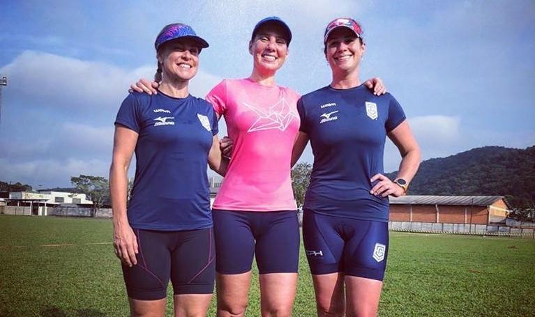 """Conheça as histórias das triatletas que formam as """"Tri Girls"""""""