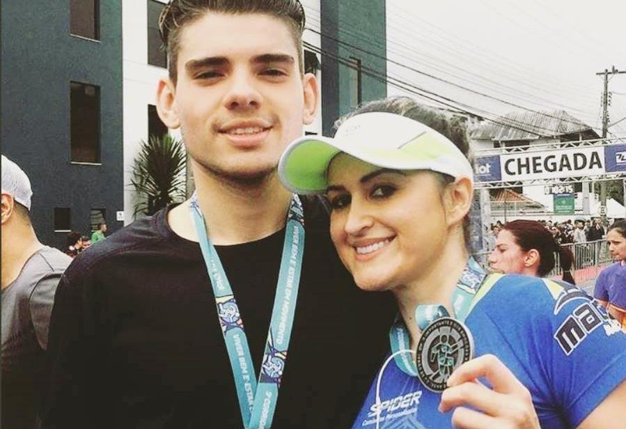 Maratonista e advogada Aline Leal conta como a Corrida de Rua transformou sua vida