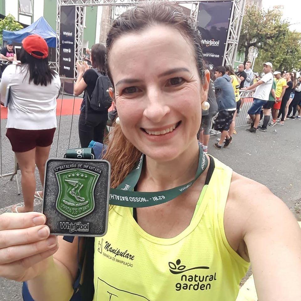 Nutricionista Taíse Muraro fala sobre corrida e alimentação correta em tempos de Coronavírus